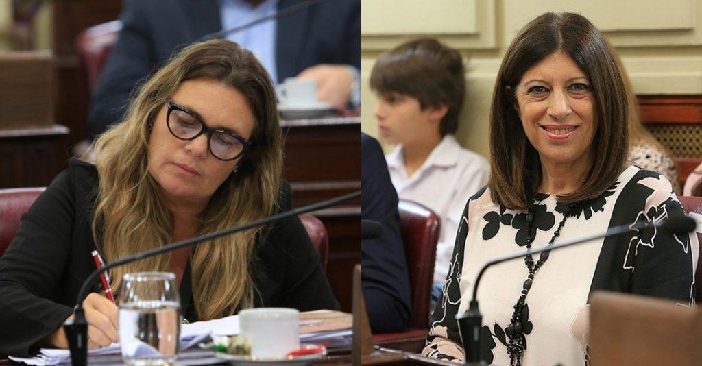 Diputadas Garcia - Di Stefano